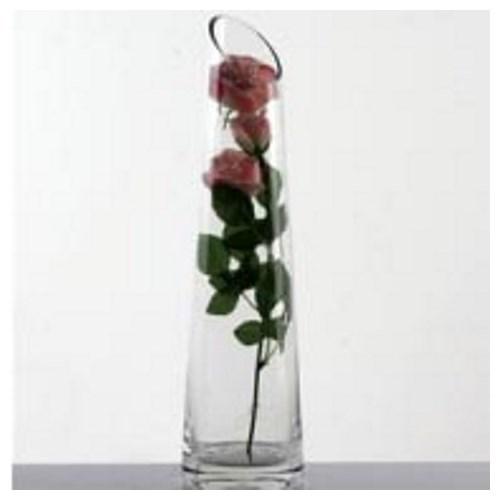 Tapered Bud Vase (240mmh)