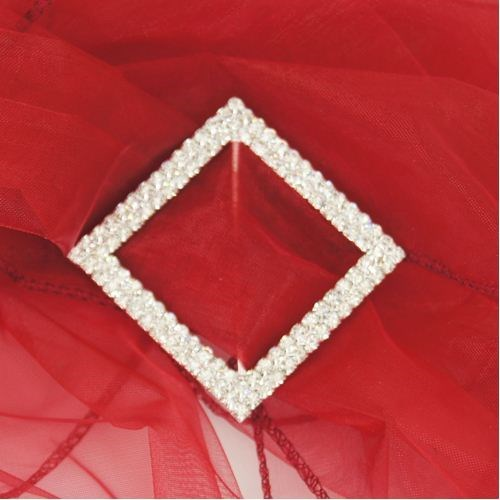 Diamante Sash Pin