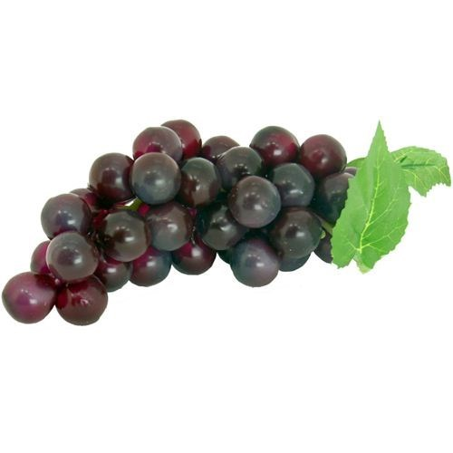 Artificial Grapes 16cm Long