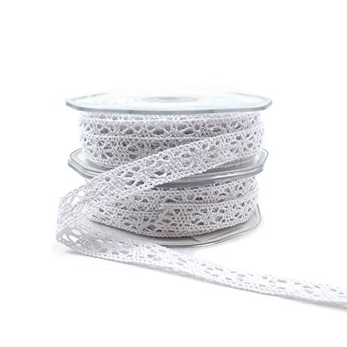 Cotton Lace 12mmx10m