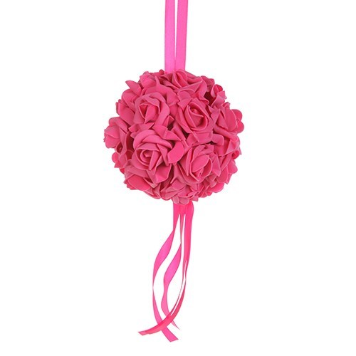 Art. Rose Ball - 15cm Dia