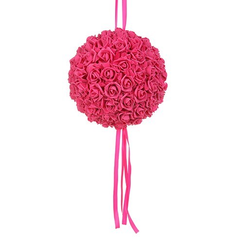 Art. Rose Ball - 30cm Dia