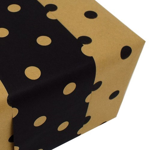 Retail Roll - Reversible Dots