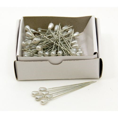 Pearl Pins (box of 100)