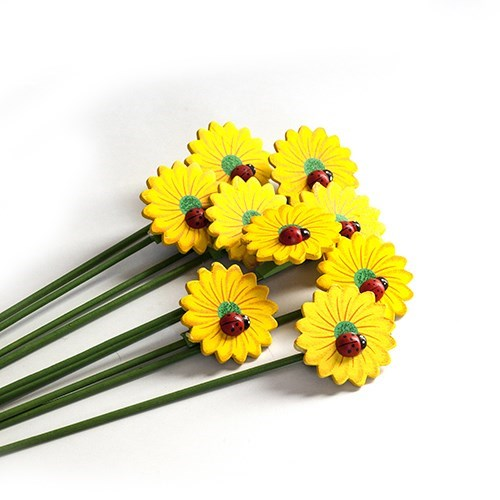 Sunflower on Stick (24 pk)
