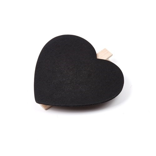 Heart Blackboard Peg