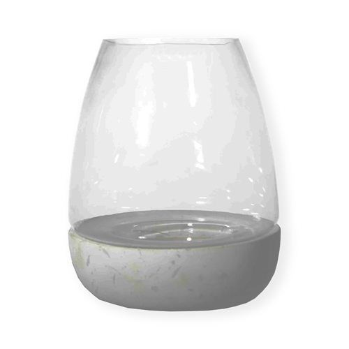 Tapered Vase (Cement Base)
