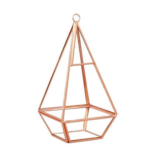 Copper Geo. Terrarium