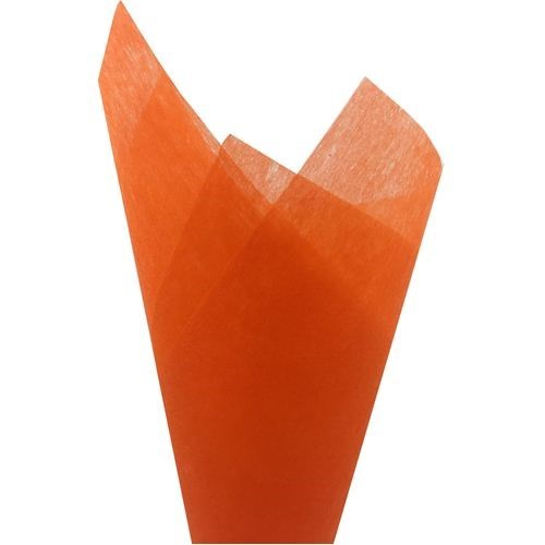 Non Woven Sheets - Orange