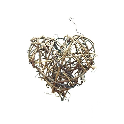 Natural Vine Heart