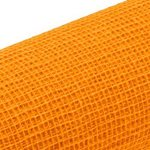 Jute Natural Mesh 54cmx10yd - Orange