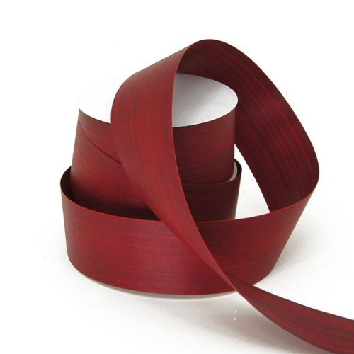 Aspidistra Leaf Ribbon - Red