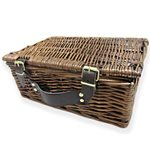 Wicker Hamper - 44*23.5*13cmH