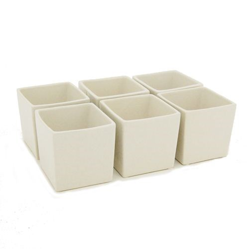 Ceramic Cubes (set of 6)