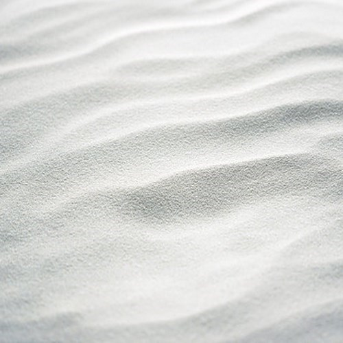 1kg Bag of Sand - White