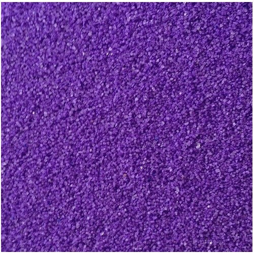 1kg Bag of Sand - Purple