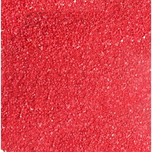 1kg Bag of Sand - Red