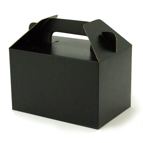 Hamper Box Black-140mmH