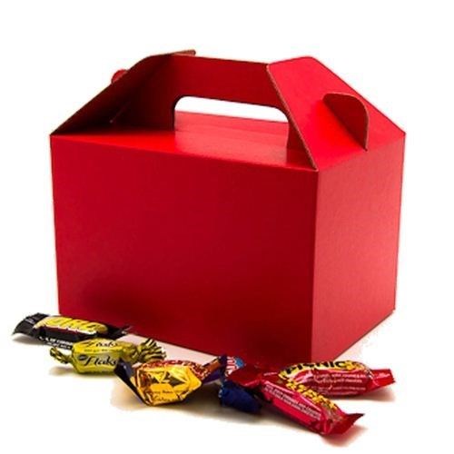 Hamper Box Red-140mmH