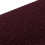 Jute Natural Mesh - Bordeaux - 54cm x 10yds