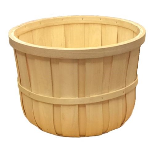 Wooden Tub Natural