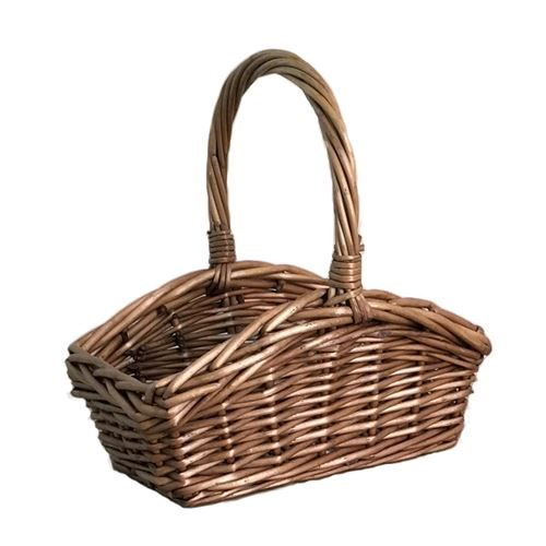 Small brown Willow Basket