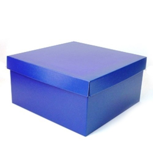 Large Giftbox - Electric Blue