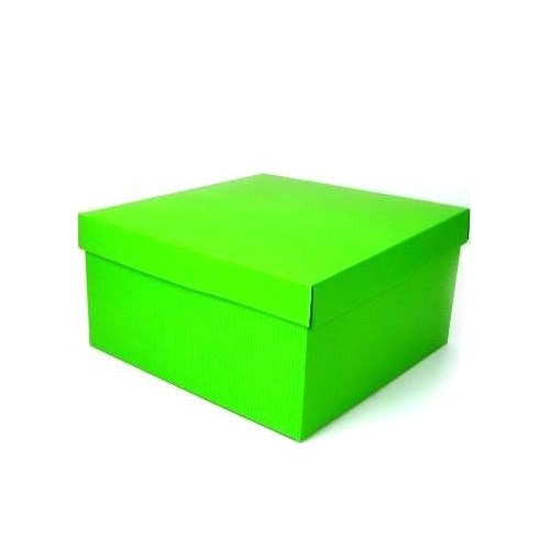Large Gift Box - Lime
