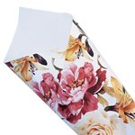 Pearlwrap - Roses and Lillies - 50 x 60cm Sheet (pk 50 shts)