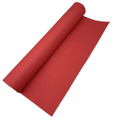Red Kraft Paper Sheets