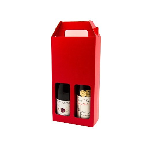 Wine Carry Pack - 2 Bottle