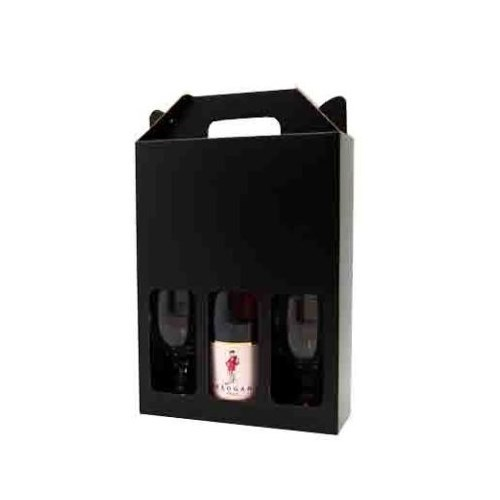Wine Carry Pack - 3 Bottle