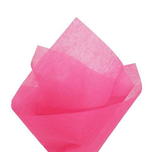 Non Woven Sheets - Hot Pink