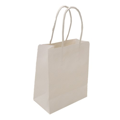 Kraft Carry Bags Mini (10pk)