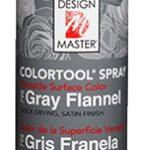 Design Master Paint - Grey Flannel 340g