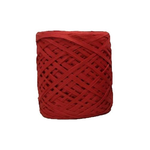 Paper Ribbon Roll - Cranberry 200m